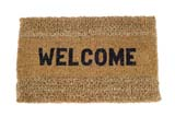 Feng Shui Welcome Doormat
